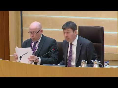 Michael Russell - Scottish Consent - EU brexit bill