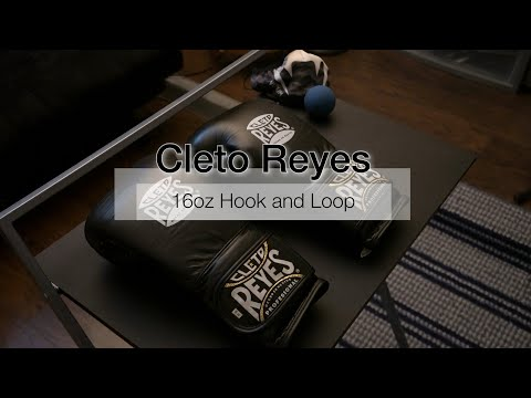 Cleto Reyes 16oz Hook and Loop Training Gloves - Review