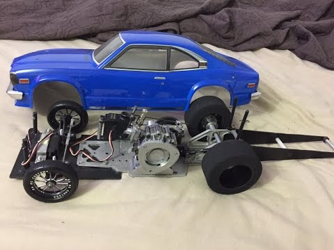The Worlds Fastest Rotary RC
