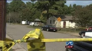 Two children in home during shooting in Hampton