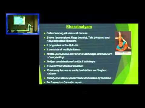 Lecture on Indian Dance-Bharatnatyam, Kuchipudi, Kathakali, Mohiniattam & more