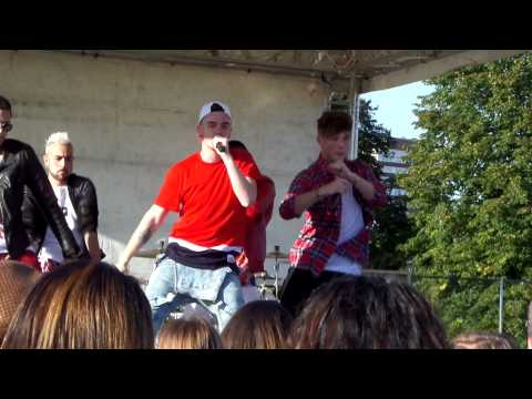Phase Five Show Me Love Soccer Six 6/9/15