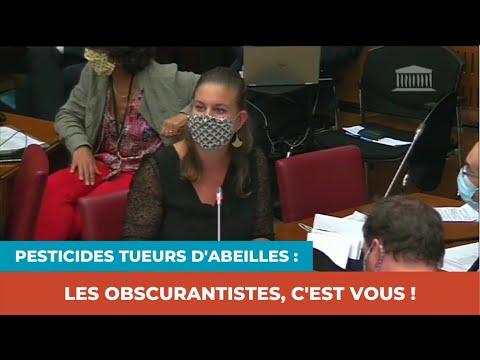 PESTICIDES TUEURS D'ABEILLES : LES OBSCURANTISTES, C'EST VOUS !