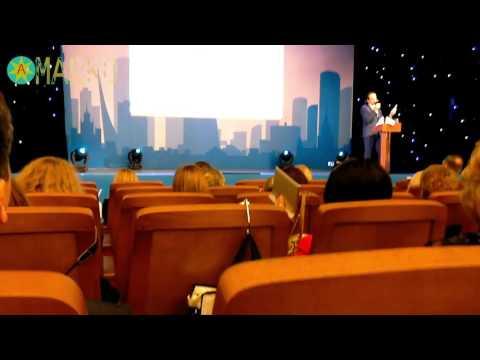 Moscow VIP forum 2017, Dr. Elmantas Pocevicius - VISION VIP Ultrasonic
