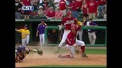 #22 Arkansas vs #15 LSU Game 3 2011 (Walk Off)