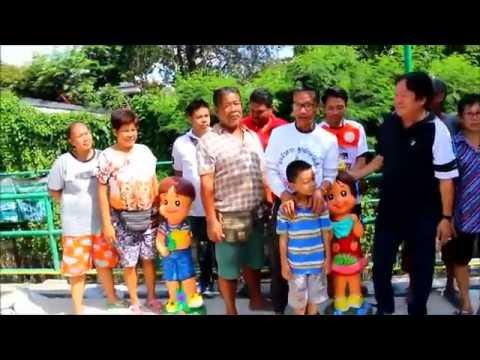 ความคืบหน้าลานชาววัดอรุณร่วมใจปลอดยาเสพติด ของชุมชนชาววัดอรุณลานมะขามบ้านหม้อ