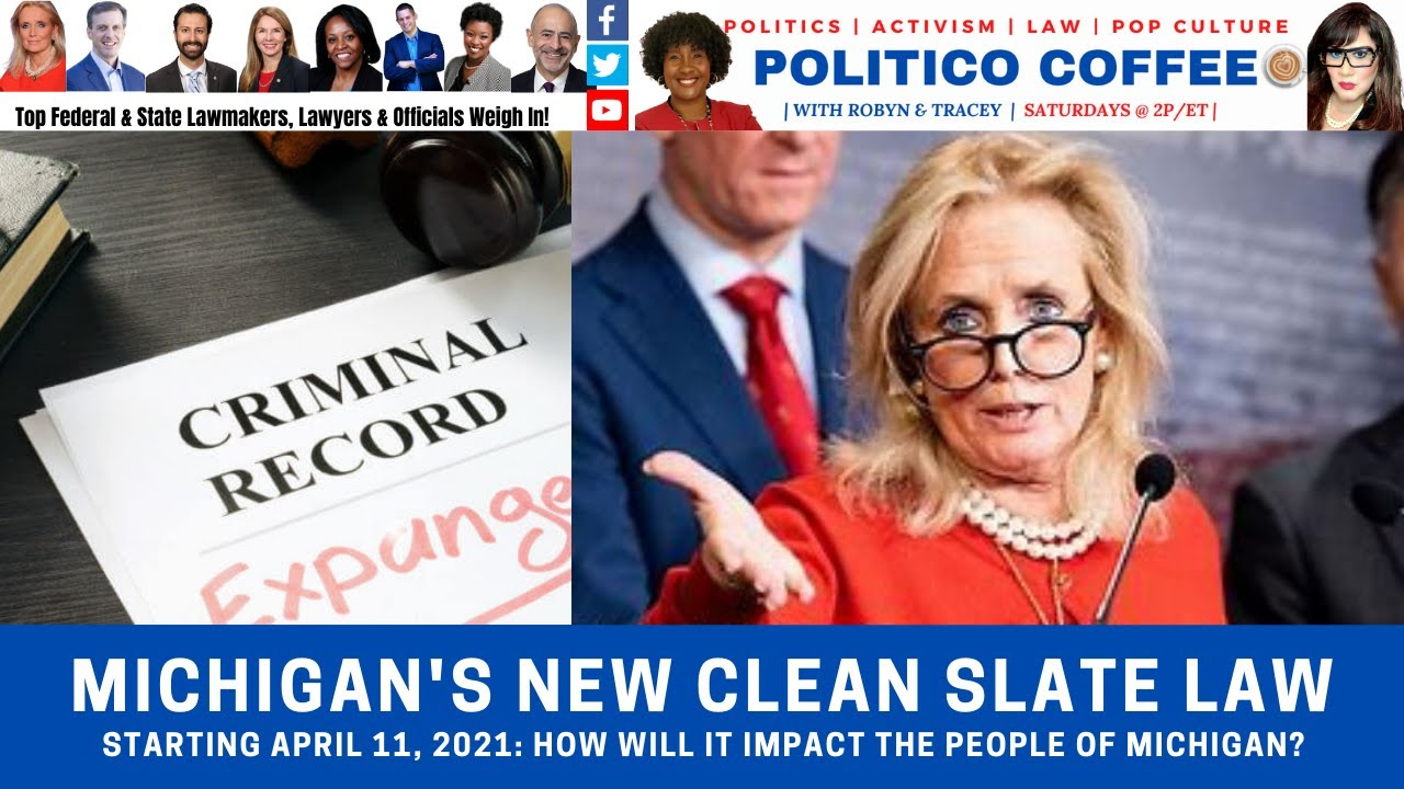 Michigan's New Clean Slate Law: Empowering People!