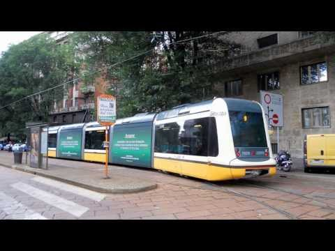 TRAMS Czech Republic to Italy
