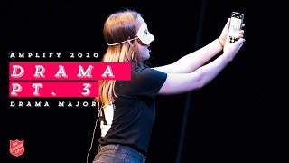 Drama Major - Part 3 - Live at Amplify 2020