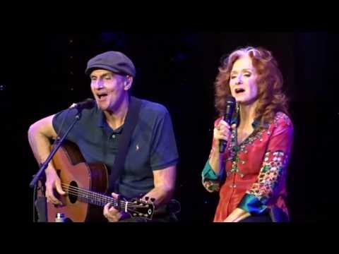 James Taylor with Bonnie Raitt - You Can Close Your Eyes