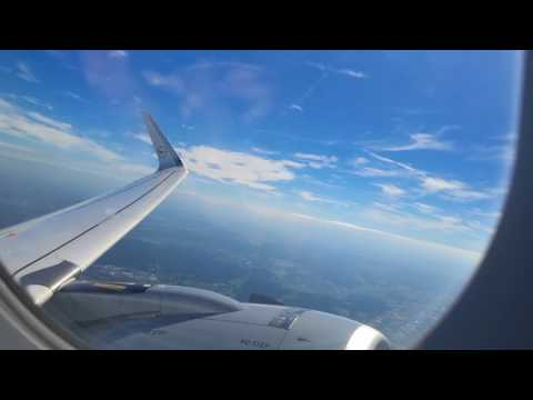 Lufthansa Airbus A320neo Frankfurt - Oslo