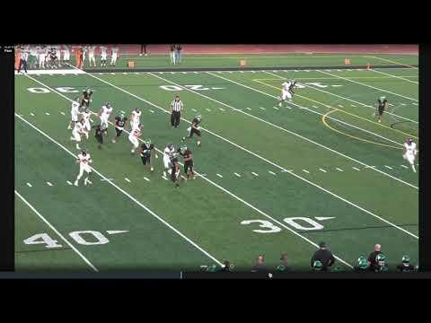 Rockwell Magleby - Provo High School 2020 Varsity Football Highlights