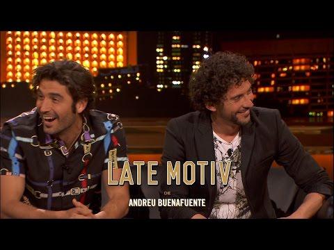 "LATE MOTIV -  Un ""kiki"" con Paco Leon y Alex García  | #LateMotiv42"