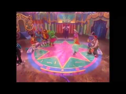 Barney's Super Singing Circus (DVD Version)