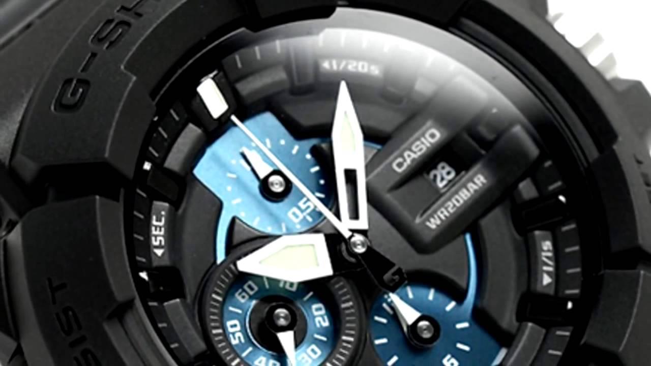 Прочные материалы, инновационные функции и узнаваемый дизайн: откройте для себя часы g-shock.