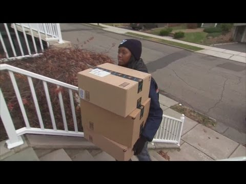 Watch out for package delivery scams