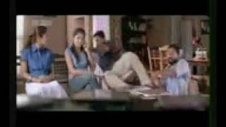 Arikathayi Aaro - Bodyguard malayalam movie song.mp4