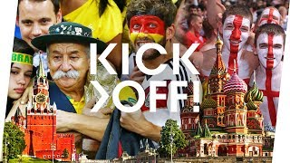The World Cup 2018 with Kick off! – SUBSCRIBE