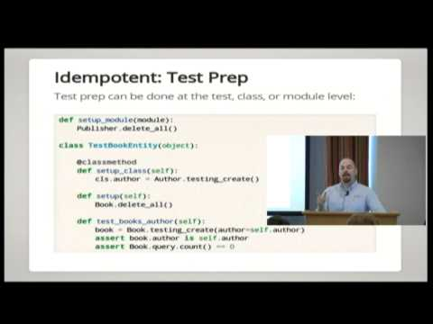 Testing the Database Layer: typical problems & best practices