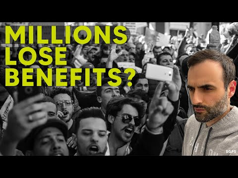 Millions Are About To Lose Their Unemployment Benefits! Civil Unrest Brewing