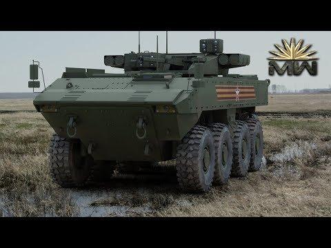 Tank Destroyer BUMERANG