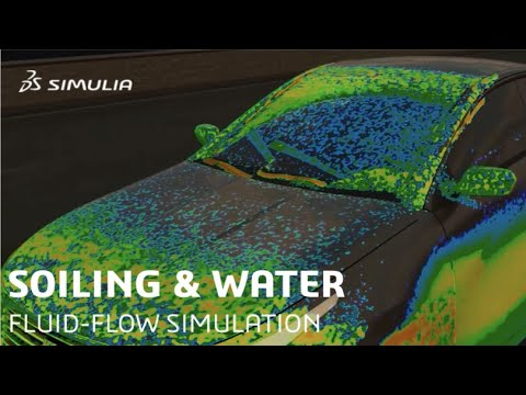 Soiling & Water Management Simulation Solutions | SIMULIA