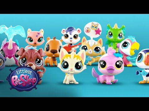 Littlest Pet Shop Toys - 'Over 150 Collectible Pets!' Official T.V. Spot