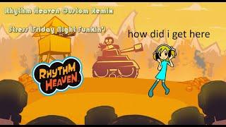 Rhythm Heaven Custom Remix: Stress (Friday Night Funkin')