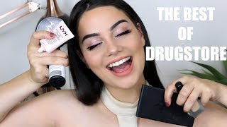 THE BEST OF DRUGSTORE MAKEUP!