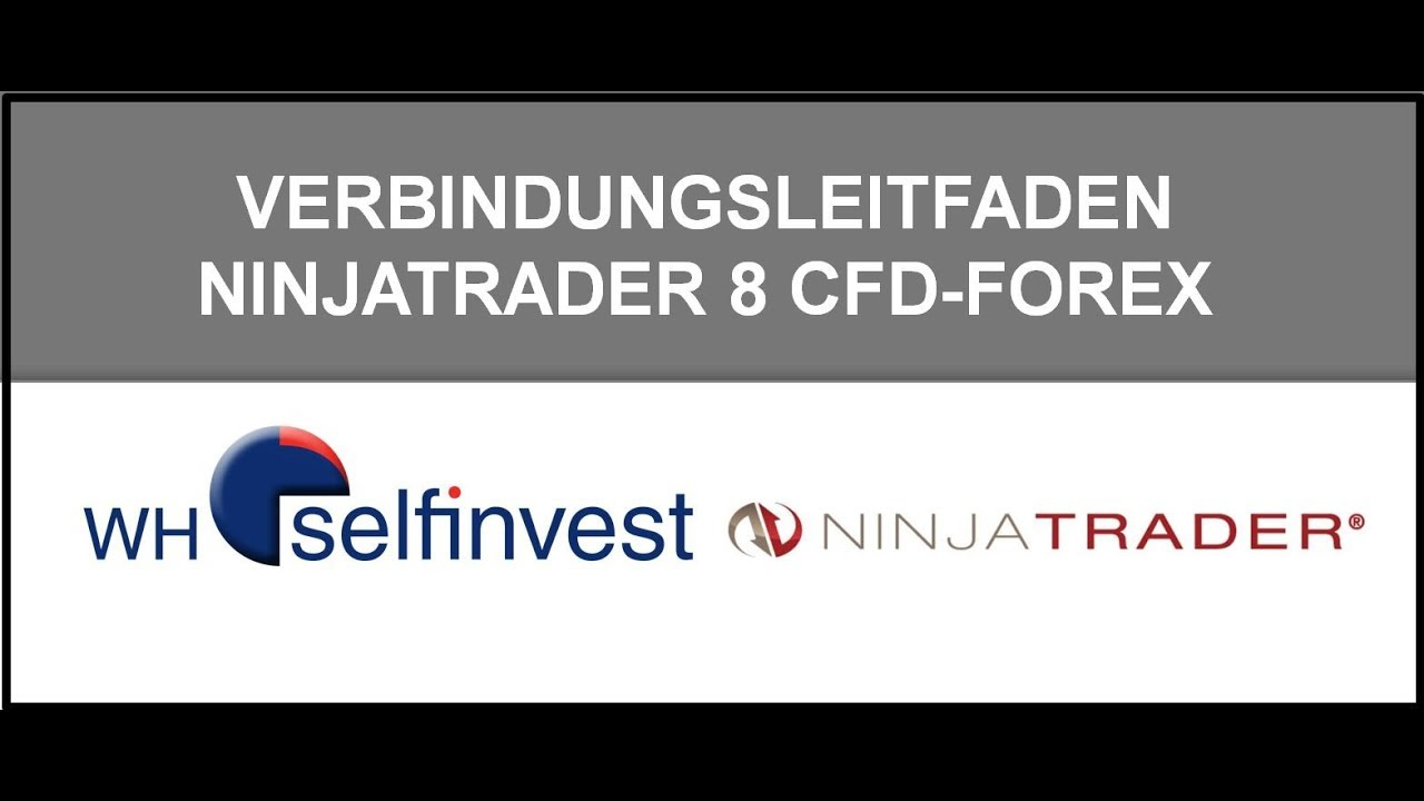 What is The best free forex data feed to ninjatrader? - futures io