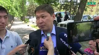 Сапар Исаков прокомментировал выделение средств на ипподром перед допросом в ГКНБ