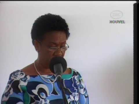 SBC Seychelles: Opening of Dr Chetty Health Centre 28-06-09