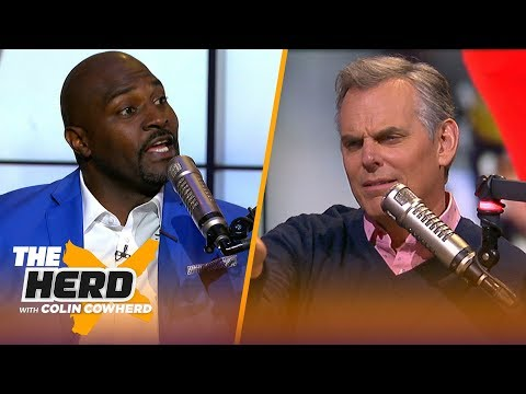 Marcellus Wiley weighs in on Steelers drama, Cowboys' free agency & upcoming draft | NFL | THE HERD