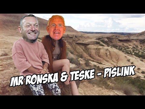 Mr Ronska & Teske - Pislink (Mr. Polska & Teske - Samen parodie)