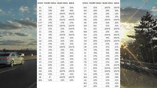 Тонировка автомобилей в Америке(http://tintlaws.com/ Оригинал песни: https://www.youtube.com/watch?v=wmae9SgRiT8 От автора получено разрешение на использование 12-секунд..., 2015-02-07T09:00:00.000Z)