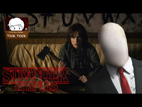 Stranger Things:  A SLENDERMAN ORIGIN? - Inside A Mind