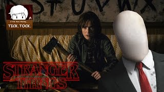 Stranger Things:  A SLENDERMAN ORIGIN? - Inside A Mind