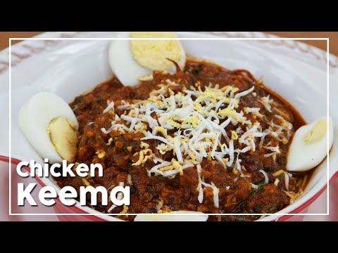 Chicken Keema Chicken Mince Recipe Todays Special With Shantanu