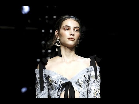 Erdem | Spring Summer 2017 Full Fashion Show | Exclusive