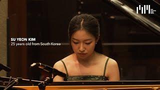 Semifinalist Su Yeon Kim at Auditorium Gaber - Mozart, Liszt, Franck, Rachmaninoff