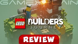 LEGO Builder's Journey - REVIEW (Switch, PC) (Video Game Video Review)