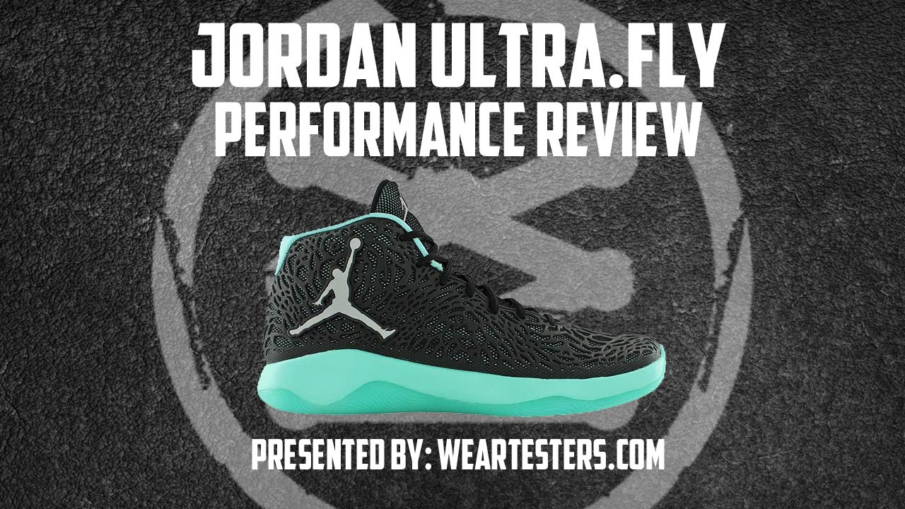fcf4cfcb5da90f Jordan Ultra.Fly Performance Review - YouTube
