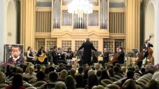 Antonio Vivaldi: Koncert pro kytaru a orchestr D dur (RV.93)
