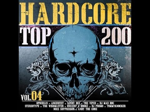 VA - Hardcore Top 200 Vol.4 (2015)