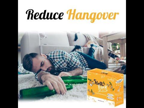 Hello bong Reduce Hangover