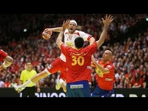 EHF EURO 2014 | DENMARK vs SPAIN - Main Round (Group 1)