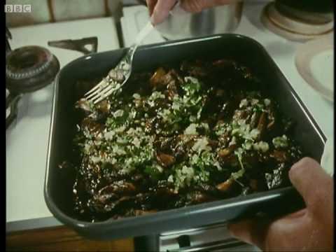Wild mushroom omelette recipe  Floyd on France  BBC