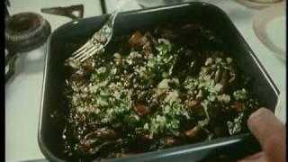 Wild Mushroom Omelette Recipe - Floyd On France - Bbc