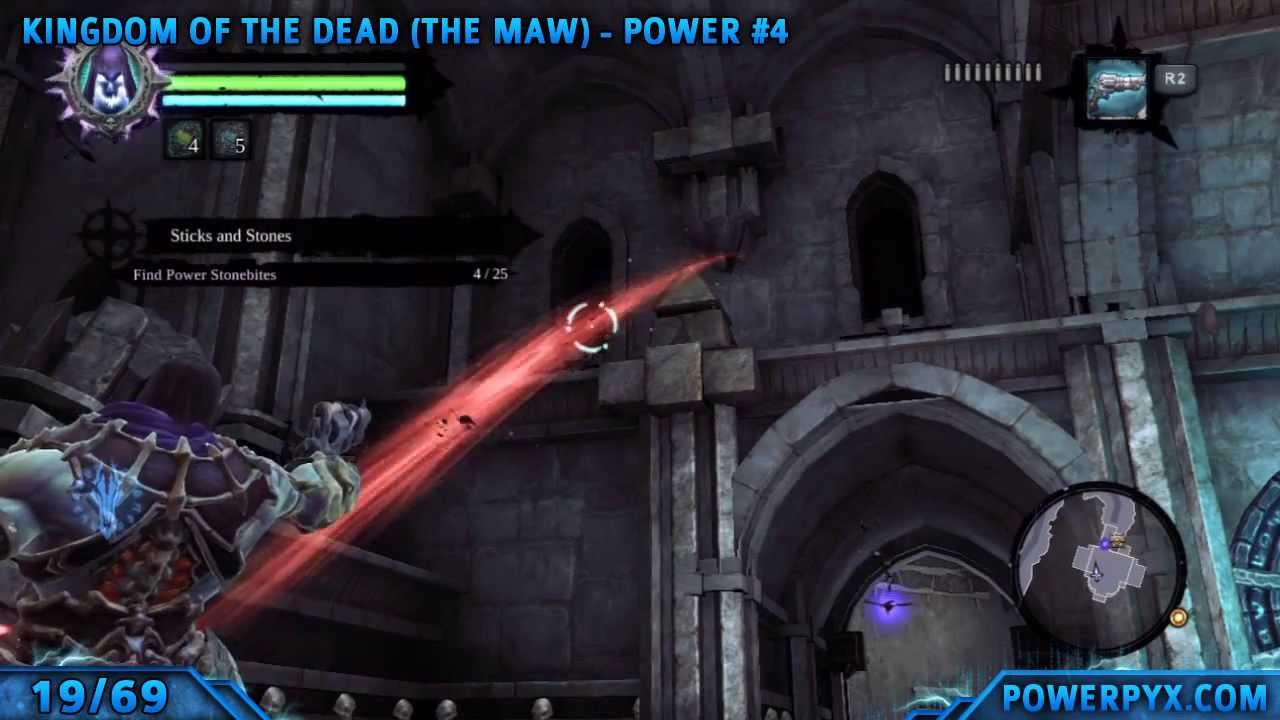 Download Darksiders 2 - All Stonebite Locations (All You Can Eat Buffet Trophy / Achievement Guide)