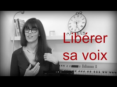Un exercice simple pour une voix plus libre